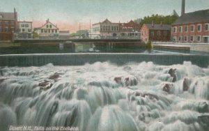 Cocheco River Falls, Dover, NH