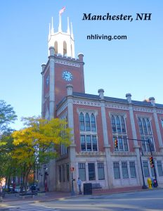 City Hall Manchester New Hampshire