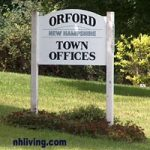 Orford NH Town Hall