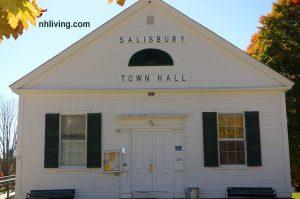 Salisbury NH Town Hall