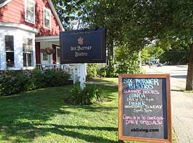 Plymouth NH Restaurants