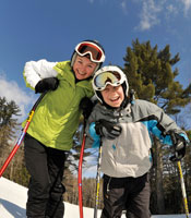 King Pine, New Hampshire Family Vacations
