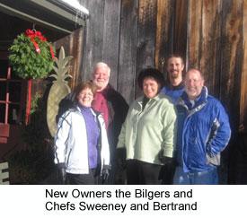 Whitney's Inn at Jackson New Owners- White Mountains region