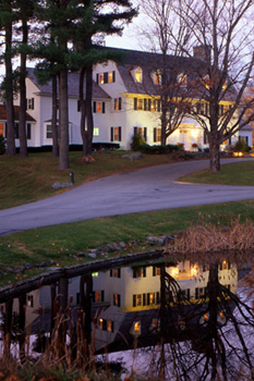 Adair Inn, Tim-bir Alley Fine Dining White Mountains New Hampshire