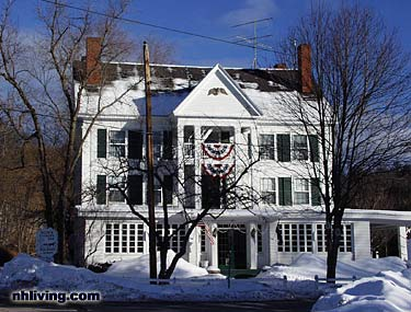 Alden Country Inn, Lyme New Hampshire White Mountains region
