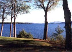beautiful lakes in Alexandria NH