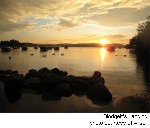 Blodgett's Landing, Newbury NH