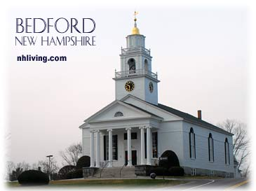 Church, Bedford NH, Merrimack Valley region New Hampshire