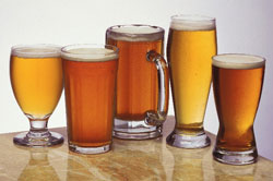 Draft Beer, New Hampshire Microbrews