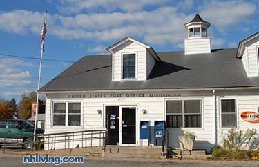 Bethlehem, NH post office