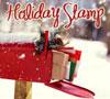 Bethlehem New Hampshire Holiday Stamp