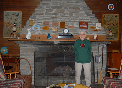 Betty Falton The Glen Pittsburg NH Resort