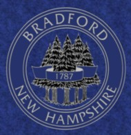 Town Seal, Bradford, NH Merrimack Valley region New Hampshire