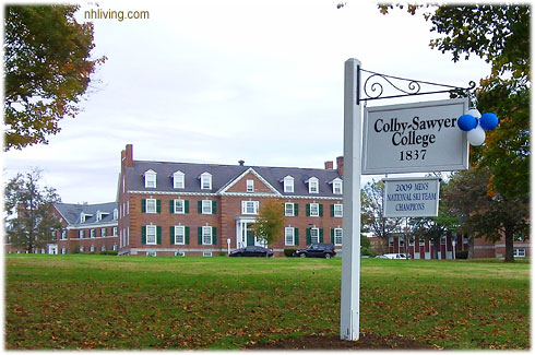 Colby Sawyter College, New London, NH