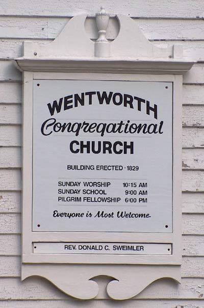 Wentworth NH