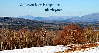 Jefferson Heights, Jefferson New Hampshire White Mountains region