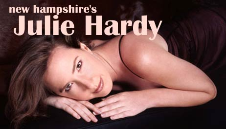 New Hampshire Jazz Singer Julie Hardy