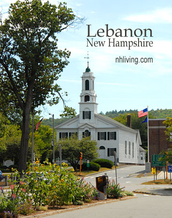 Church, Lebanon New Hampshire Dartmouth Lake Sunapee region