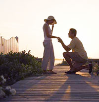 Creative marriage proposal ideas