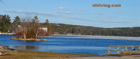 Meredith New Hampshire Lakes region