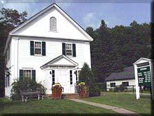 library, Monroe New Hampshire White Mountains region