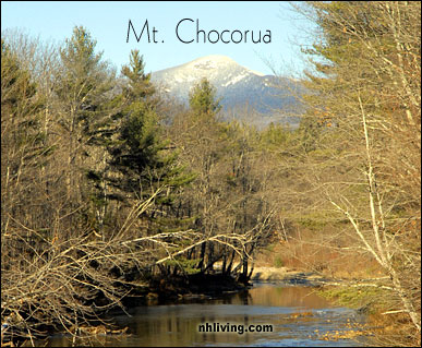 Mount Chocorua, Tamworth NH New Hampshire