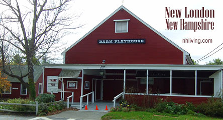 Barn Playhouse, New London, NH