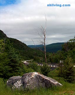 Kancamagus Highway, White Mountain national forest drives, Scenic Highways,