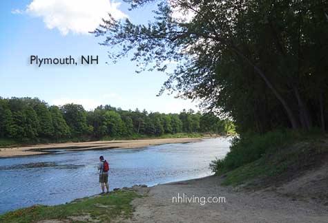Pemigewasett River Plymouth NH