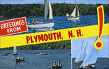 Plymouth New Hampshire vacations