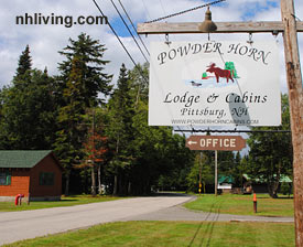 New Hampshire Powder Horn Lodge