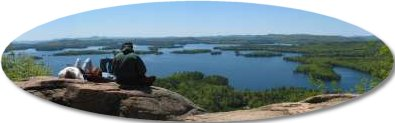 Squam Lake, Center Harbor NH, Lakes region New Hampshire
