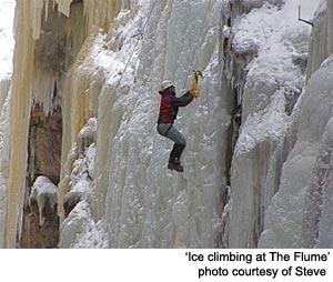 Rock Climbing, Climbing in New Hampshire, NH Boulder Climbing, Outdoor Sport