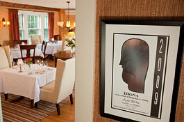 Sugar Hill Inn Dining Room, Sugar Hill NH Restaurants, NH Fine Dining Restaurants,