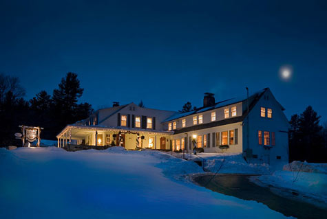 Sugar Hill INN, NH Lodging, Fine Dining, Cottage Accommodations, Inn Lodging