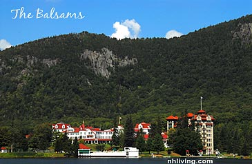 The Balsams, Dixville NH