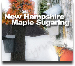 New Hampshire Maple Sugaring, NH Maple Syrup, Pure Maple Syrup, Maple Products, N.H. Maple Sugar Makers