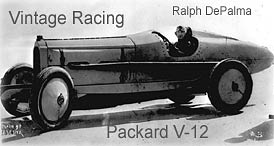 Vintage Auto Racer, auto racing past