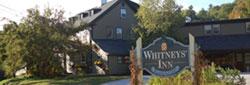NH White Mountain Whitney's Inn Jackson NH