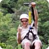 Zipline Riding at Alpine Adventures