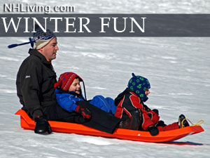 Fun NH Winter Activities