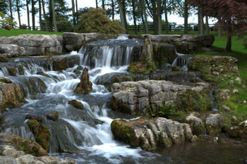 Water Garden, Epping New Hampshire Seacoast region