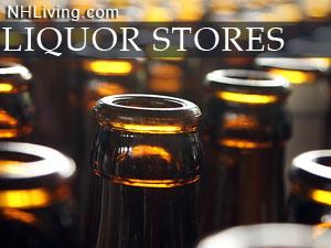 New Hampshire state liquor stores