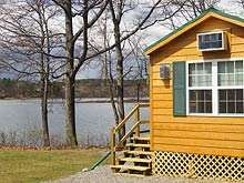 Lake Region NH Cabin For Rent