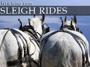 New Hampshire sleigh rides