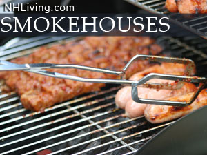 Smokehouses New Hampshire