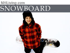 Snowboarding New Hampshire