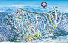 ski bretton woods map