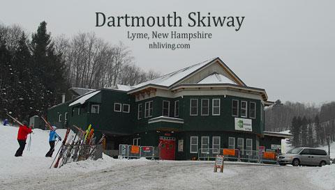 ski dartmouth skiway