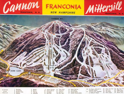 mittersill ski map
